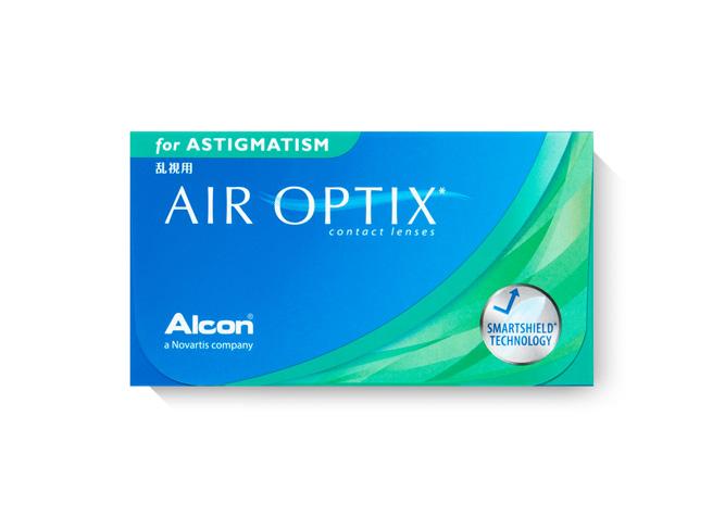 Air Optix For Astigmatism 6pk