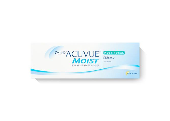 ACUVUE 1-Day Moist Multifocal 30pk